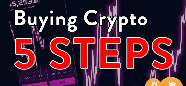 Do These 5 Steps When Buying Bitcoin
