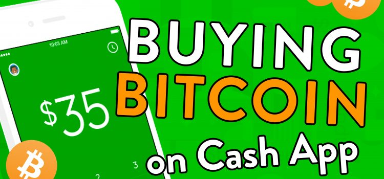 Buying Bitcoin on Cash App