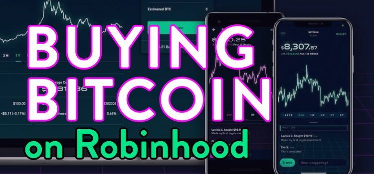 Buying Bitcoin on Robinhood